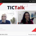 TIC Talk é novo programa de entrevistas do Tiradentes Innovation Center