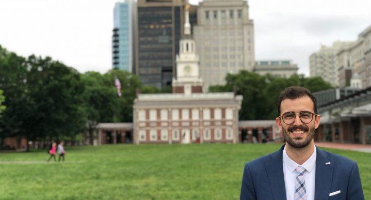 Otávio Correia, Diretor Executivo do Tiradentes Institute, em Boston (EUA)