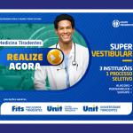 Medicina: Unit está com inscrições abertas para Vestibular 2021/1