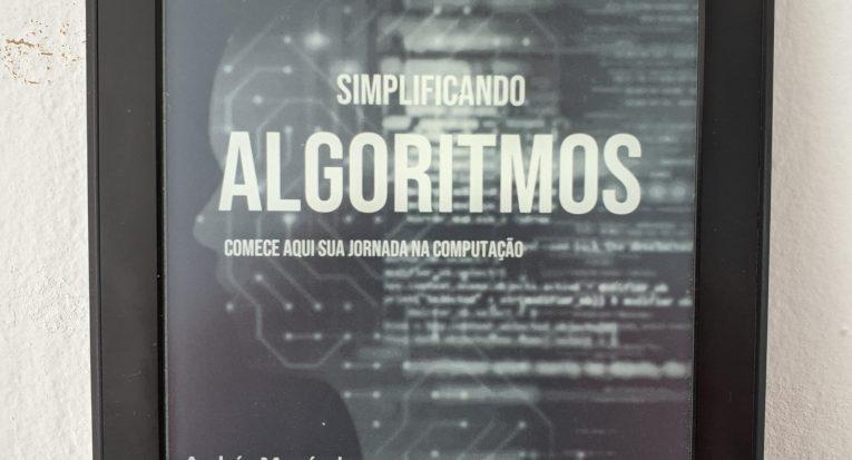 E-book está disponível na versão para Kindle, na Amazon, e no Google books
