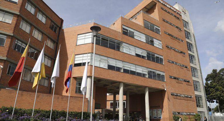 Campus-sede da Corporación Universitaria Minuto de Dios - Uniminuto, em Bogotá, Colômbia