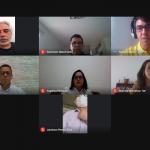 Relações Institucionais do Grupo Tiradentes realiza reunião com CRP19