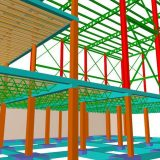 CYPE3D Análise e Dimensionamento de Estruturas de Aço